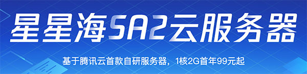 星星海SA2云服务器