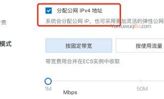 阿里云服务器是固定IP吗?