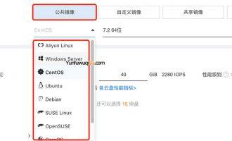 阿里云服务器镜像操作系统如何选择?(Linux/Windows)